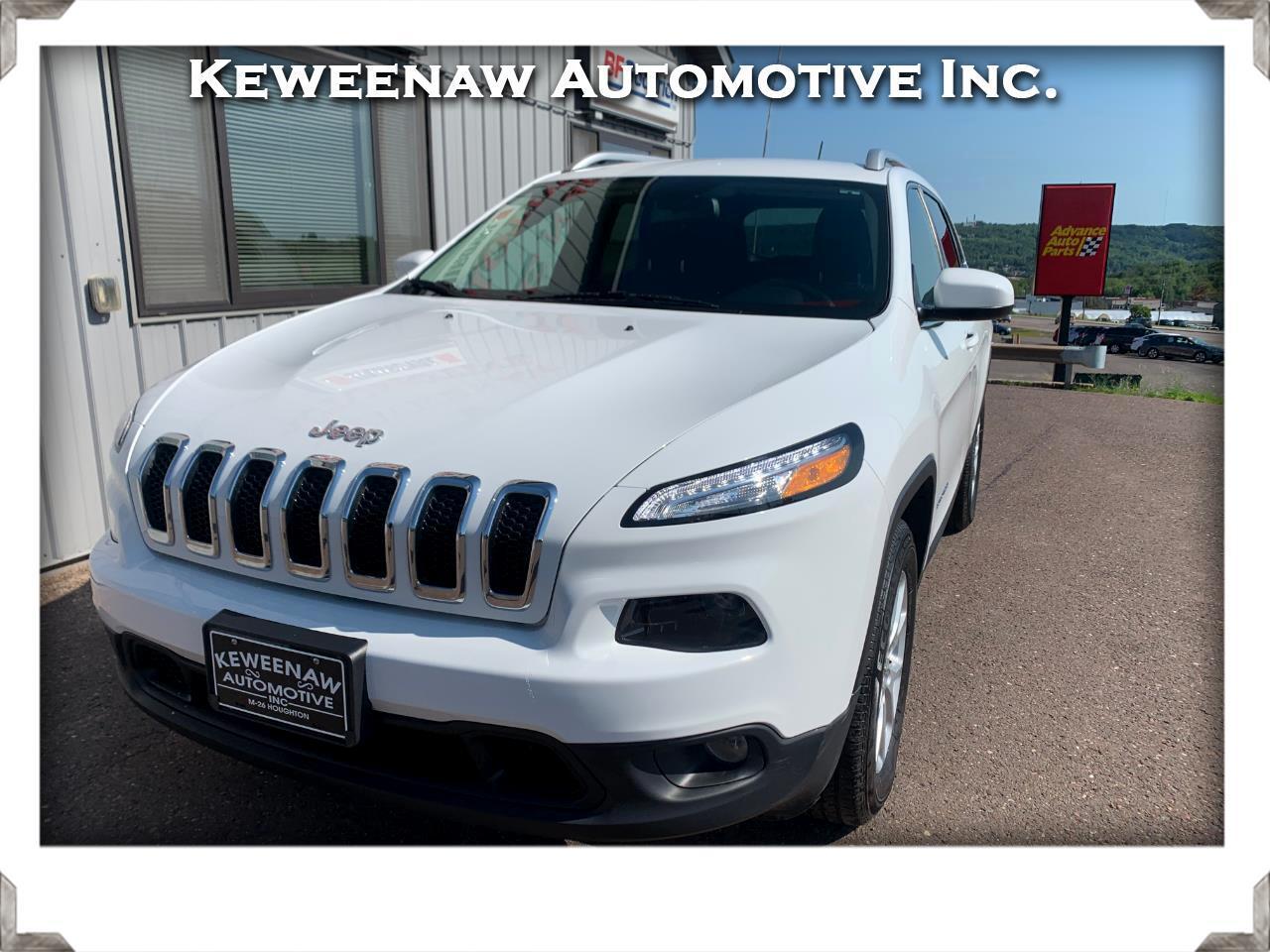 Jeep Cherokee 4WD 4dr Latitude 2016