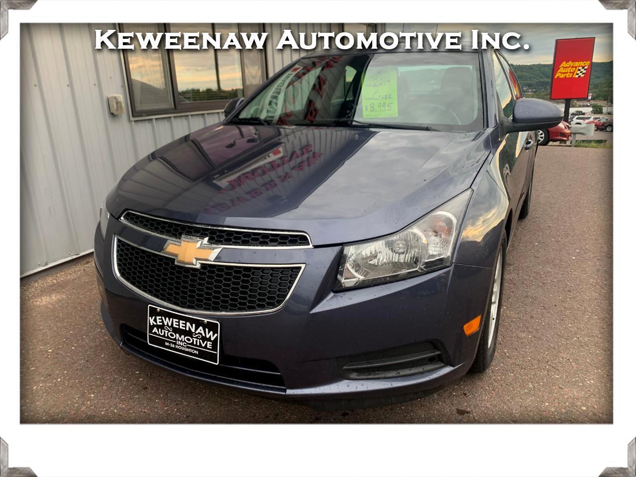 Chevrolet Cruze 4dr Sdn Auto 1LT 2014