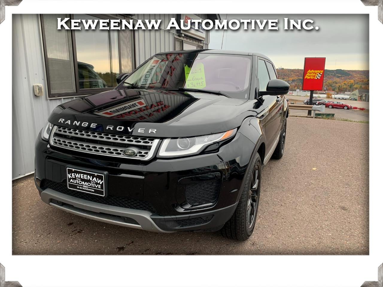 Land Rover Range Rover Evoque 5 Door SE 2019