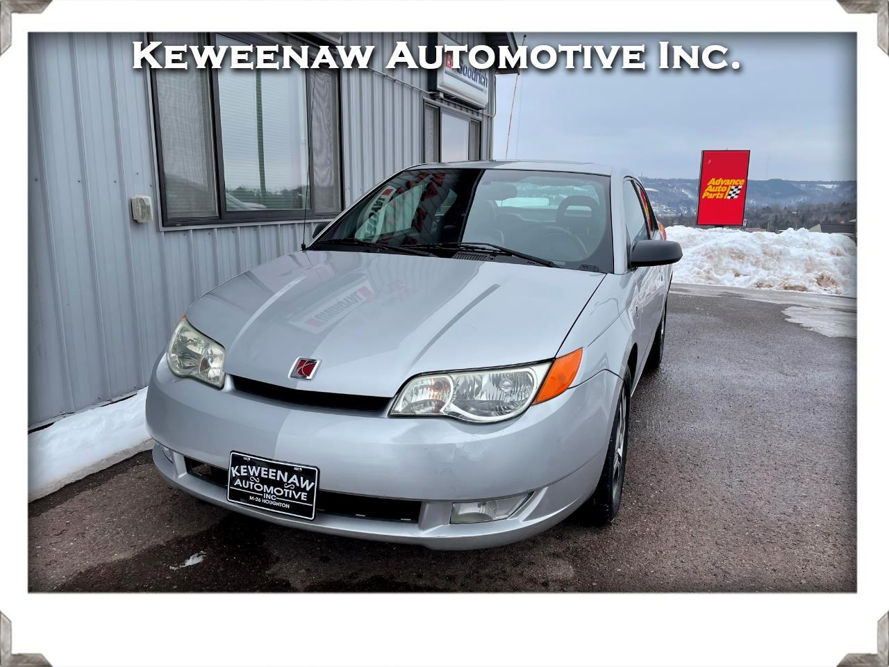 Saturn ION ION 3 Quad Cpe Auto 2005