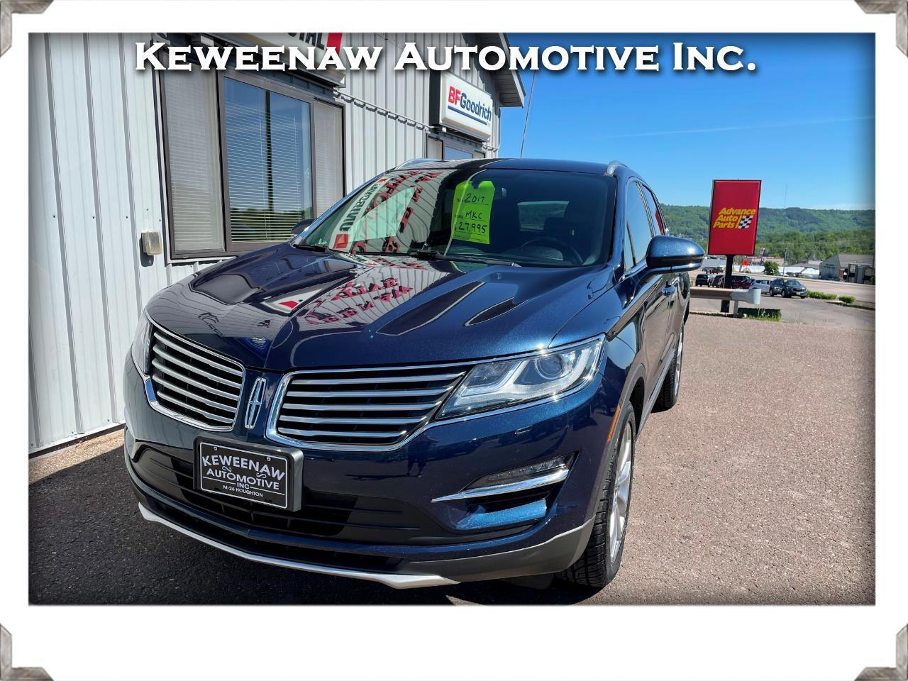 Lincoln MKC Select AWD 2017
