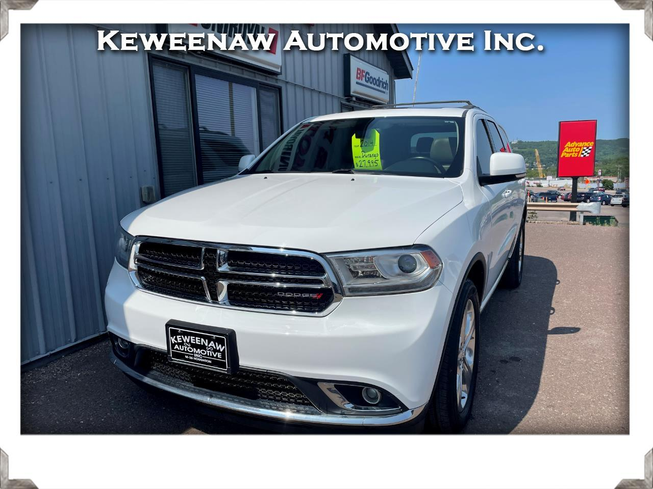 Dodge Durango AWD 4dr Limited 2014