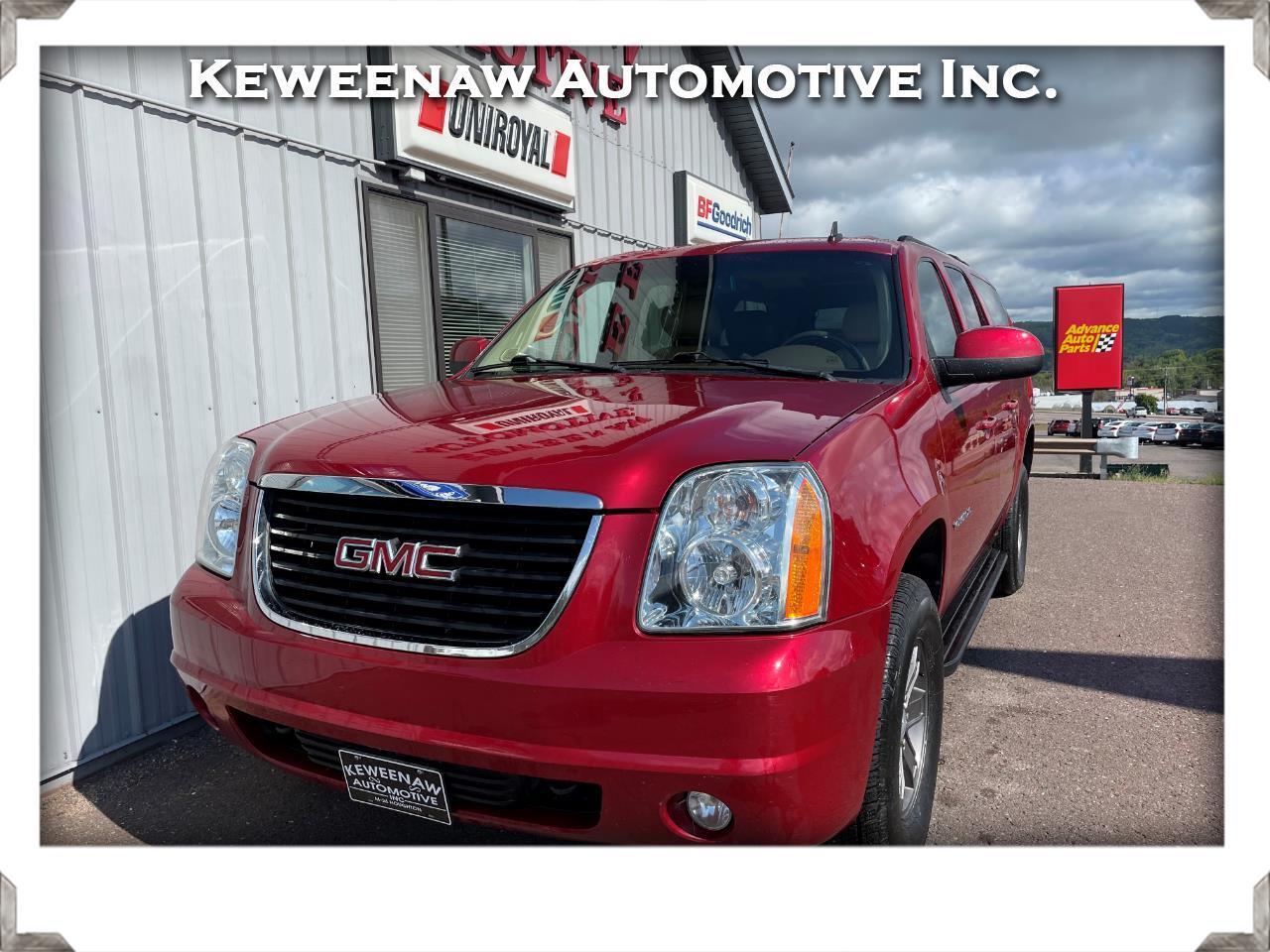 GMC Yukon XL 4WD 4dr 1500 SLT 2013