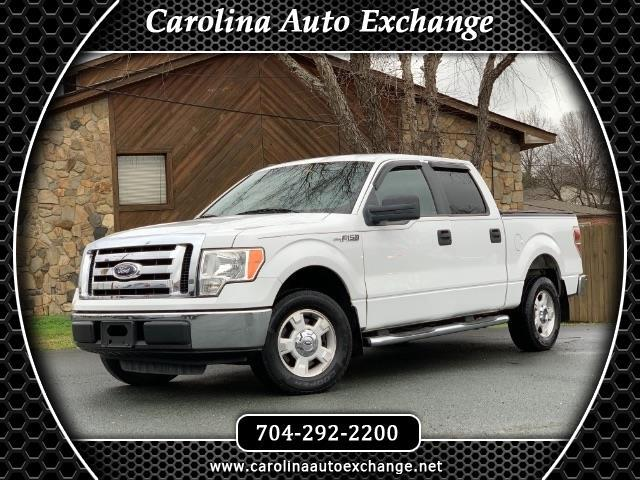 Ford F-150 Lariat SuperCrew 6.5-ft. Bed 2WD 2010