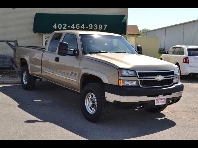 2006 Chevrolet Silverado 2500HD LT2 Ext. Cab Long Bed 4WD