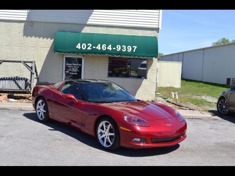 2009 Chevrolet Corvette Coupe LT3