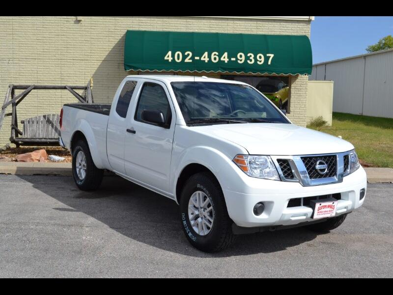 Nissan Frontier S Crew Cab 5AT 4WD 2015