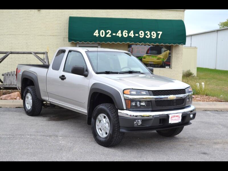 2007 Chevrolet Colorado LT2 Ext. Cab 4WD