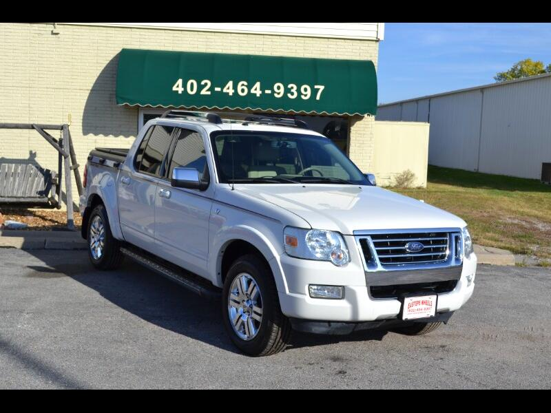 Ford Explorer Sport Trac Limited 4.6L 4WD 2008