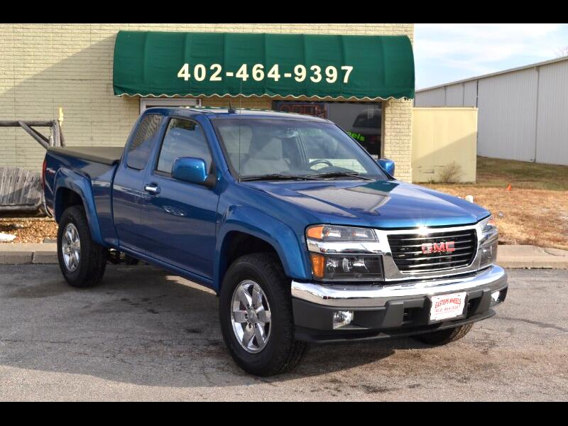 GMC Canyon SLE Ext. Cab 4WD 2012