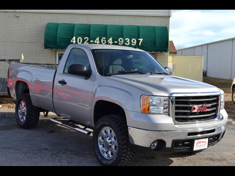 GMC Sierra 2500HD SLE1 Long Box 4WD 2008