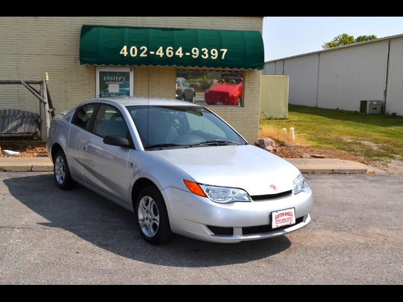 Saturn ION Quad Coupe 2 2004