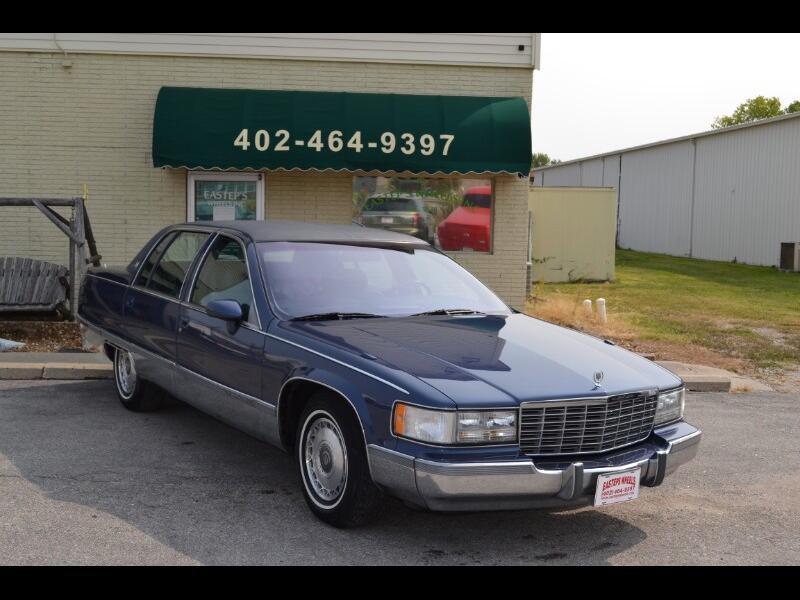 Cadillac Fleetwood Sedan 1994
