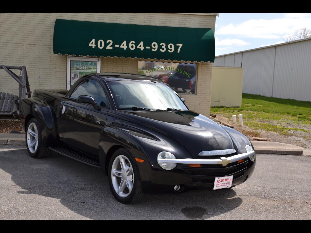 Chevrolet SSR Base 2005