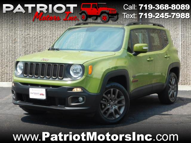Used 2016 Jeep Renegade For Sale In Colorado Springs Co 80907