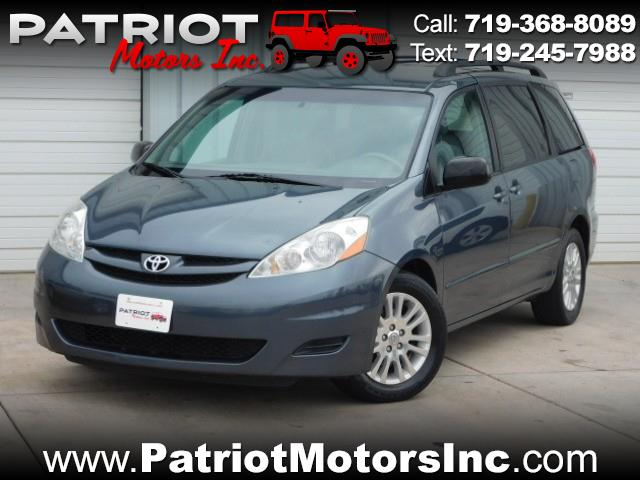 2008 Toyota Sienna LE FWD 7-Passenger Seating