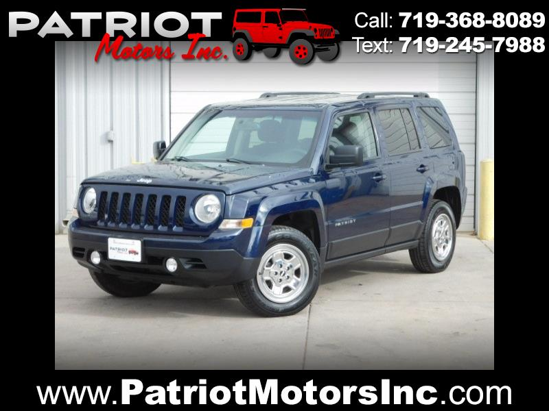 Used 2016 Jeep Patriot For Sale In Colorado Springs Co 80907