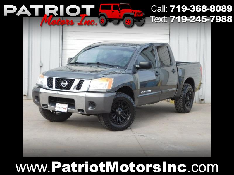 Used 2011 Nissan Titan For Sale In Colorado Springs Co 80907
