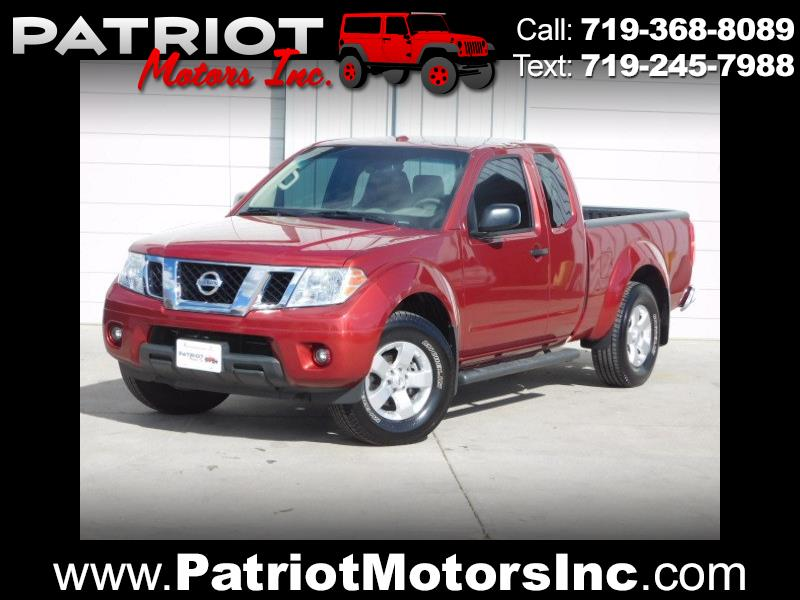 2013 Nissan Frontier SV V6 Crew Cab