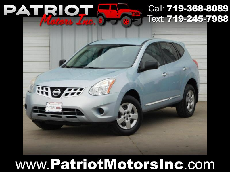 Used 2013 Nissan Rogue For Sale In Colorado Springs Co 80907