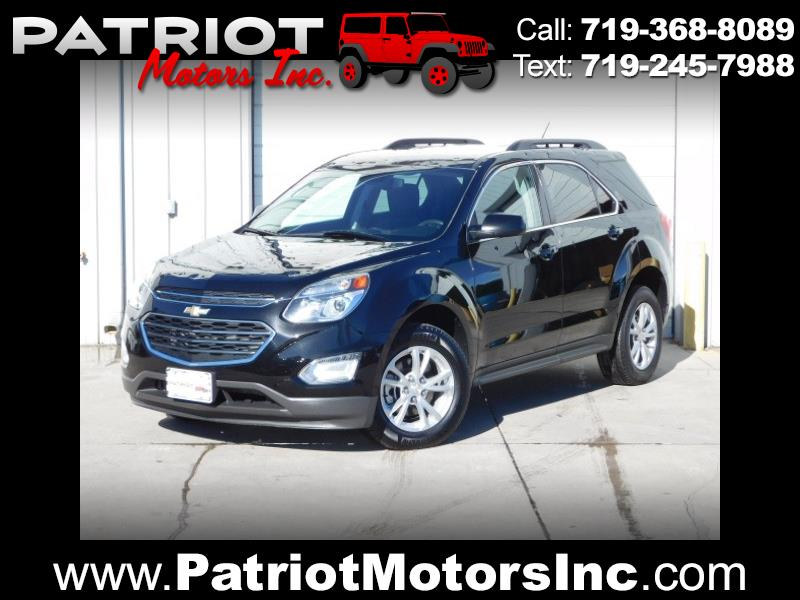 Used 2017 Chevrolet Equinox For Sale In Colorado Springs Co 80907