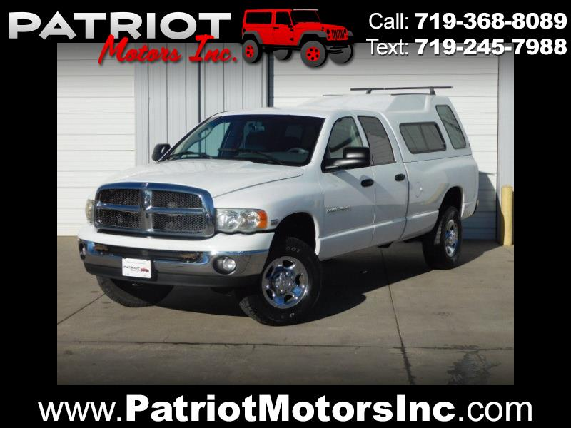 Used 2004 Dodge Ram 2500 For Sale In Colorado Springs Co 80907