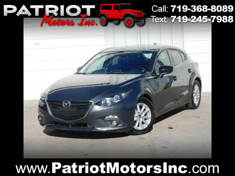 2016 Mazda MAZDA3 i Grand Touring AT 5-Door