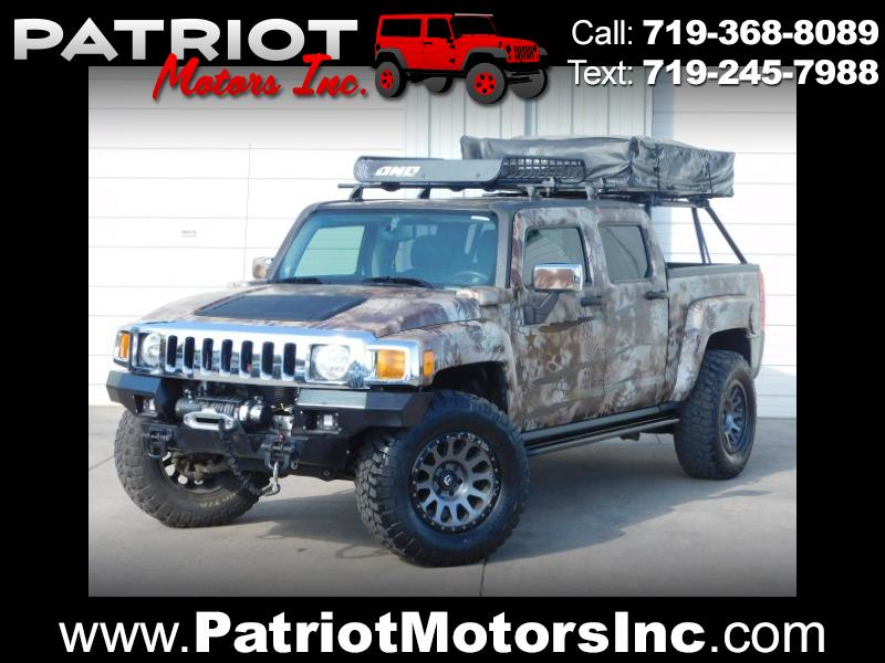 2009 HUMMER H3T Alpha Leather