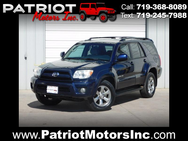 2006 Toyota 4Runner Limited 4WD