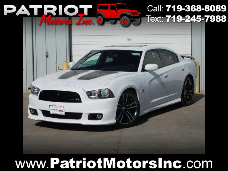 2014 Dodge Charger Superbee