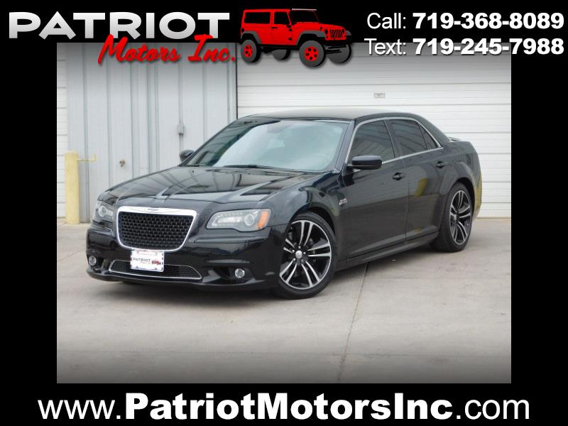 2014 Chrysler 300 SRT8 Core