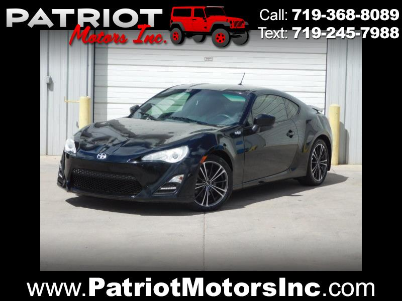 2014 Scion FR-S 6MT