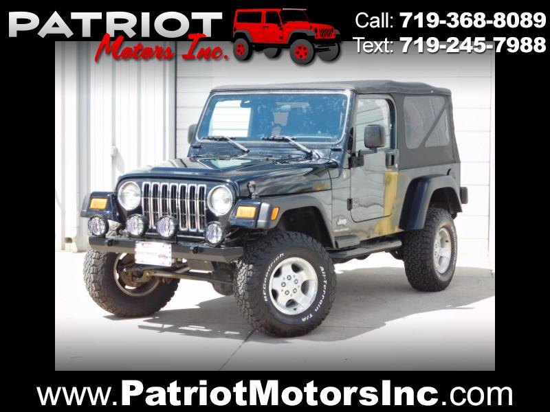 2006 Jeep Wrangler Unlimited