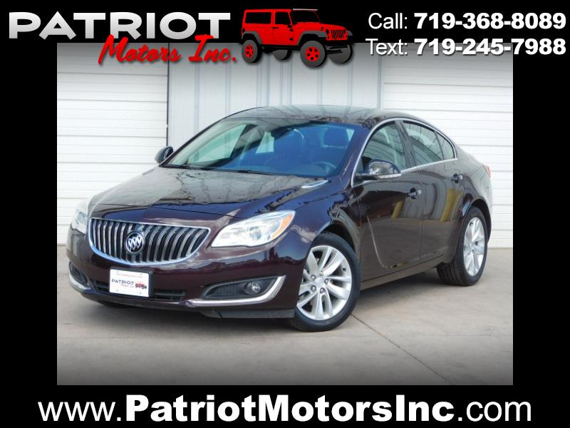 2017 Buick Regal Leather AWD