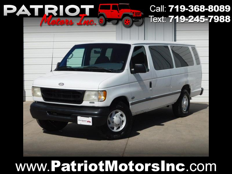 2001 Ford Econoline E350 Extended