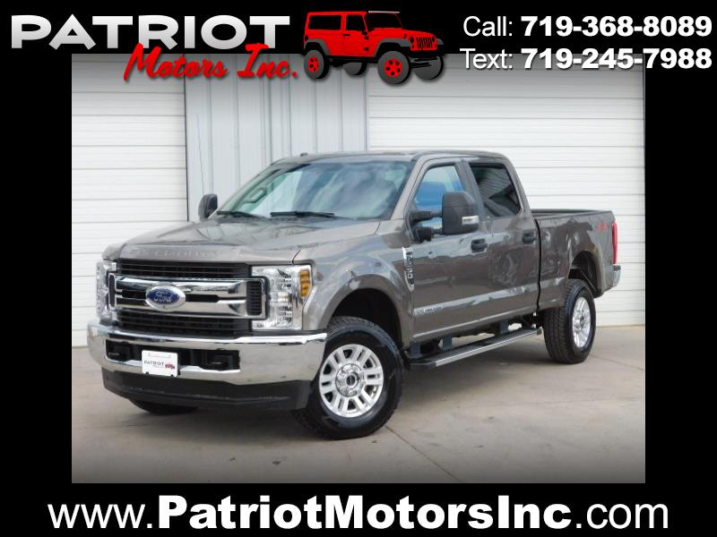 2019 Ford F-250 SD XLT Crew Cab Short Bed 4WD
