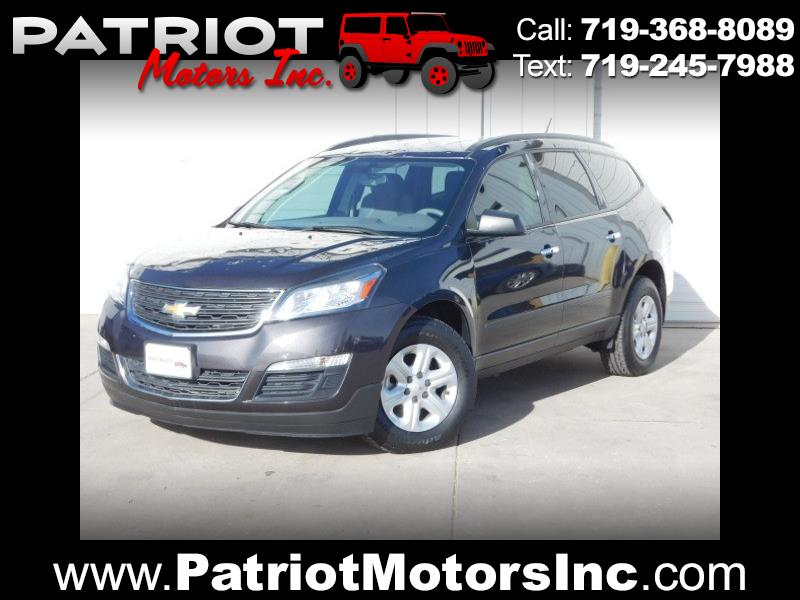 Chevrolet Traverse LS AWD 2015