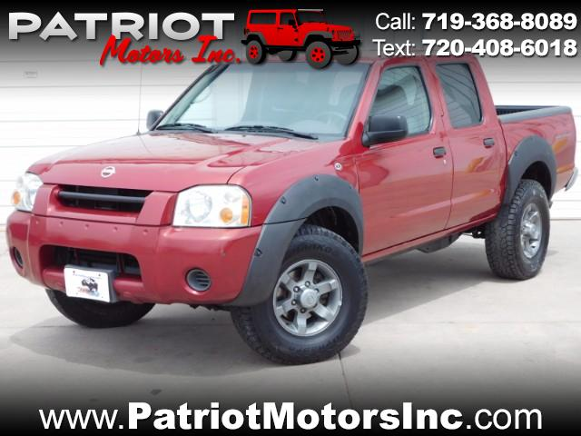 2004 Nissan Frontier XE-V6 Crew Cab 4WD