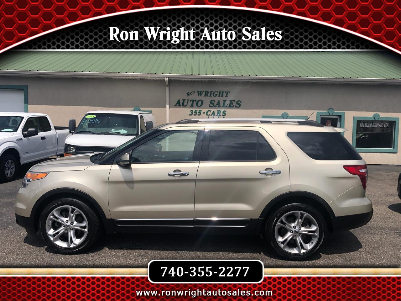 Ford Explorer Limited FWD 2011