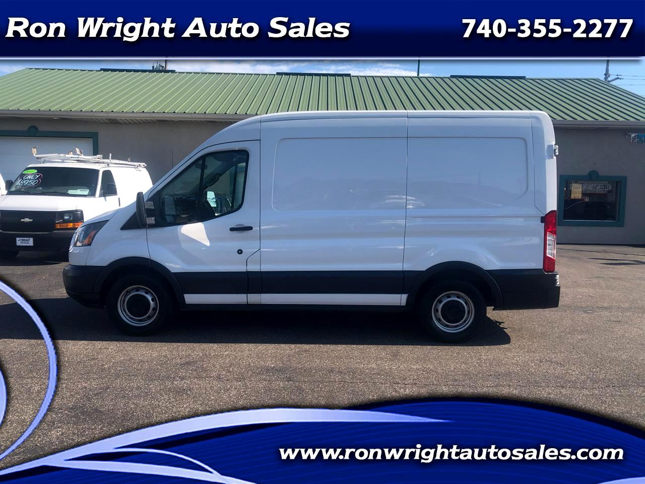 Ford Transit 150 Van Med. Roof w/Sliding Pass. 130-in. WB 2015
