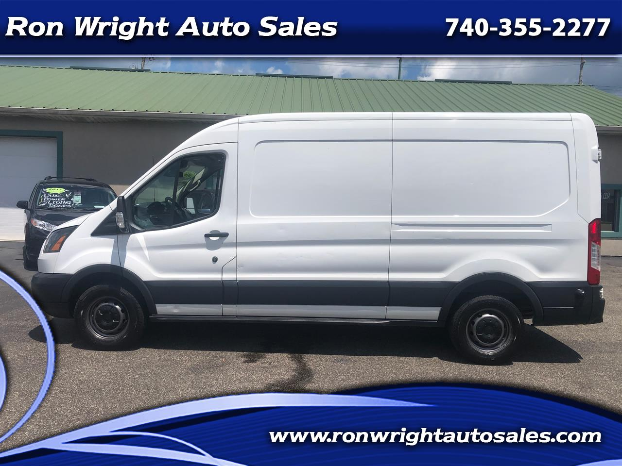 Ford Transit 150 Van Med. Roof w/Sliding Pass. 148-in. WB 2016
