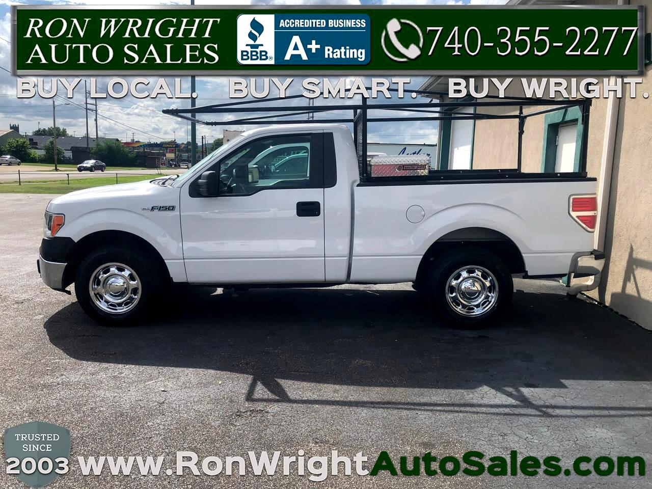 Ford F-150 XL 6.5-ft. Bed 2WD 2014