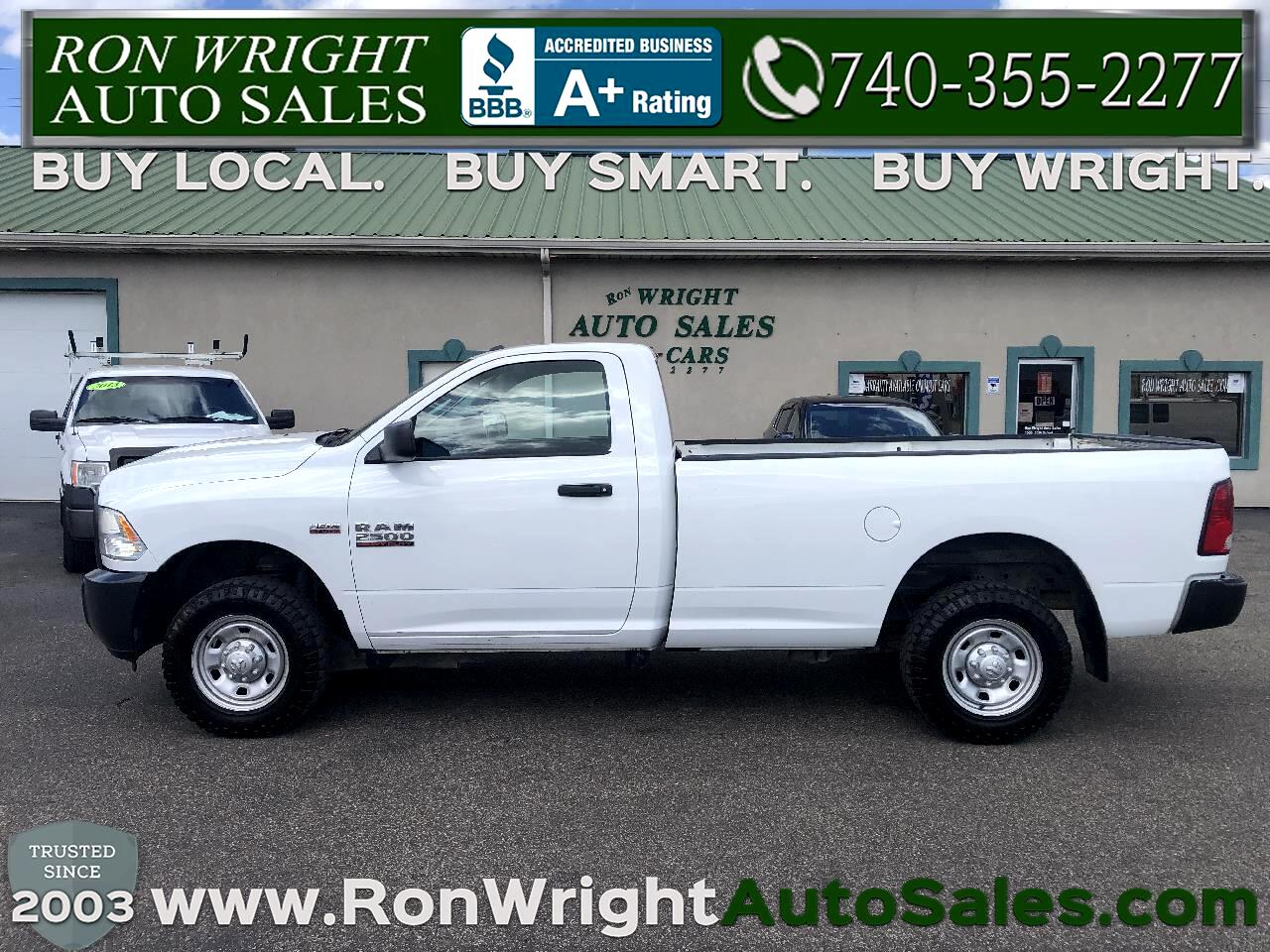 RAM 2500 Tradesman Regular Cab 2WD 2015