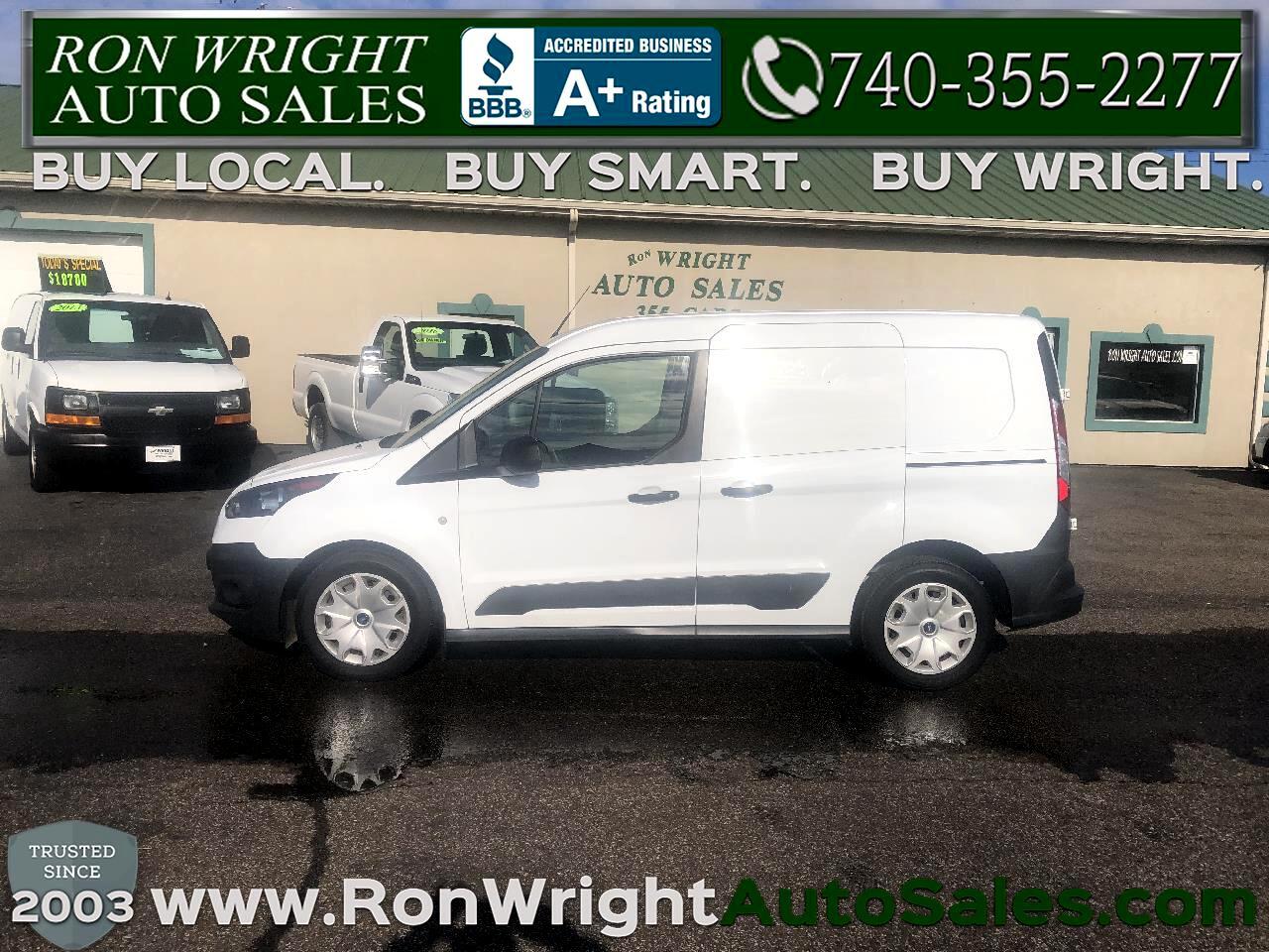 Ford Transit Connect Cargo Van XL SWB w/Rear 180 Degree Door 2016