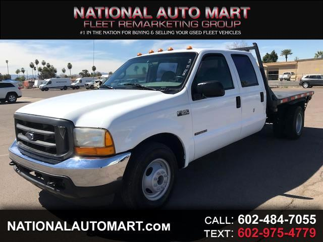 2000 Ford F-350 SD XL Crew Cab Long Bed 2WD DRW