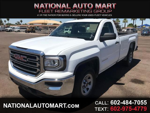 2017 Chevrolet Silverado 1500 Work Truck 1WT Regular Cab 2WD