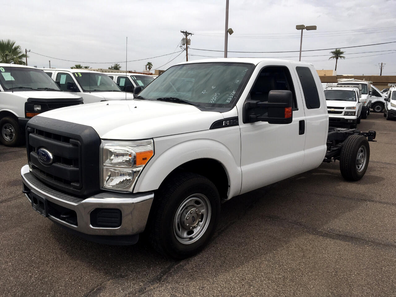 "2014 Ford Super Duty F-350 SRW 2WD SuperCab 142"" XL"