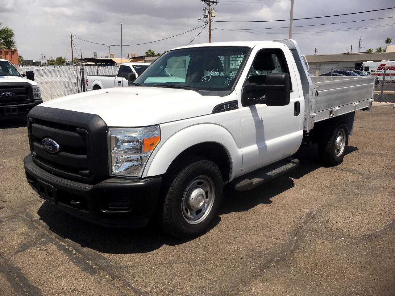 "Ford Super Duty F-250 SRW 2WD Crew Cab 156"" XL 2016"