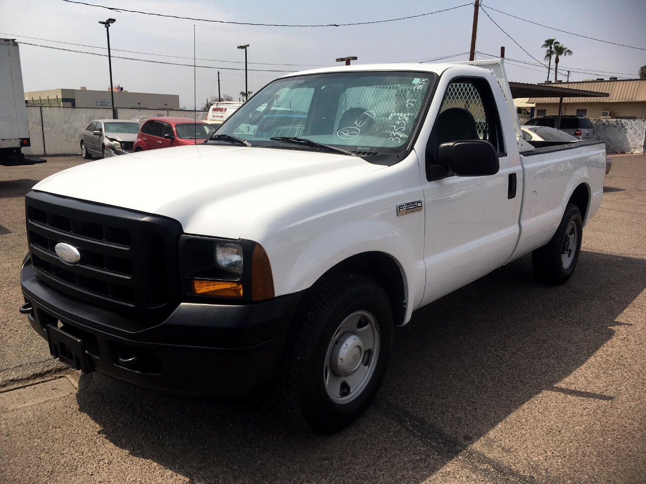 "Ford Super Duty F-250 2WD Reg Cab 137"" XL 2007"