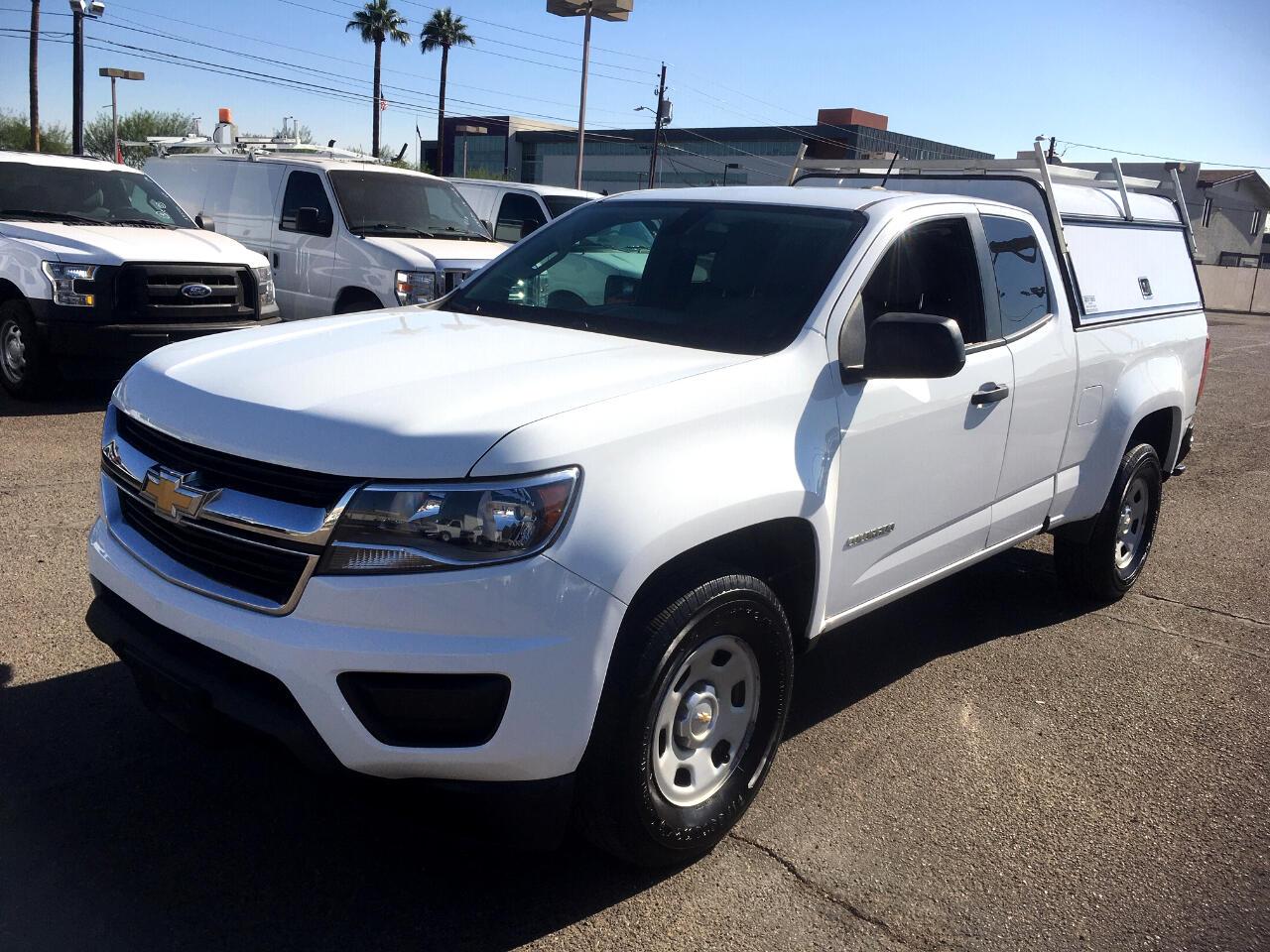 """Chevrolet Colorado 2WD Ext Cab 128.3"""" WT 2016"""